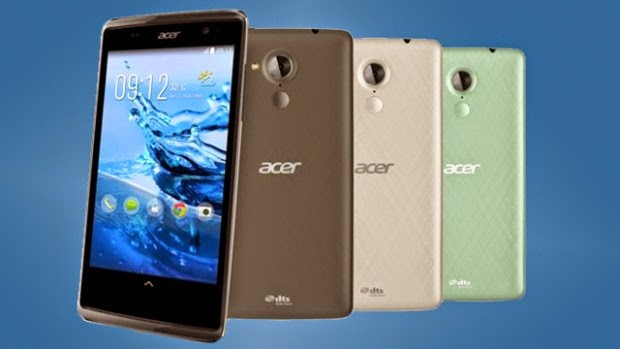 music supporting smartphone Acer Liquid Z500