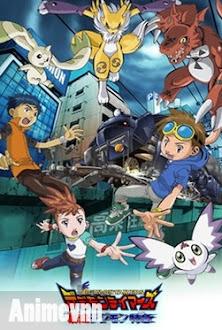 Cuộc Phiêu Lưu Của Những Con Thú - Digimon Adventure 1 2012 Poster