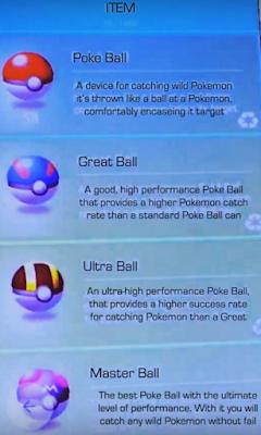pokemon go infinite pokeballs