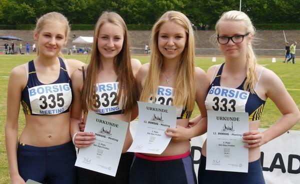 Leichtathletik U20 Damen