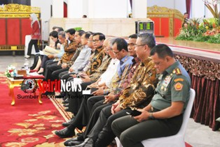 Presiden Minta Kepala Daerah Dorong Inovasi di Pertanian dan Pendidikan Vokasional