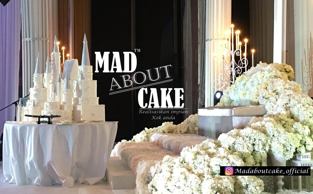 Mad About Cake Sweet Mini Fondant Cakes Pastel Mood