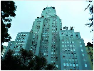 La Hora de los Hornos - Edifício Kavanagh, Buenos Aires
