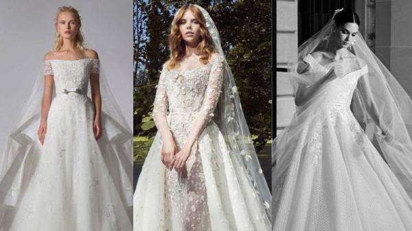 c02d024f4 أروع و أجمل فساتين زفاف لبنانية لموسم 2019 - مملكة الجمال