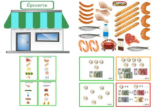 Jeu De La Marchande : crapouillotage jeux jeu de la marchande ~ Pogadajmy.info Styles, Décorations et Voitures