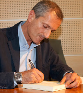 Carofiglio's Guido Guerrieri novels have been  bestsellers in Italy and abroad
