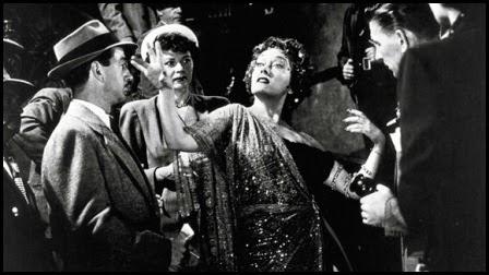 Gloria Swanson en 'El crepúsculo de los dioses' (Billy Wilder, 1950)