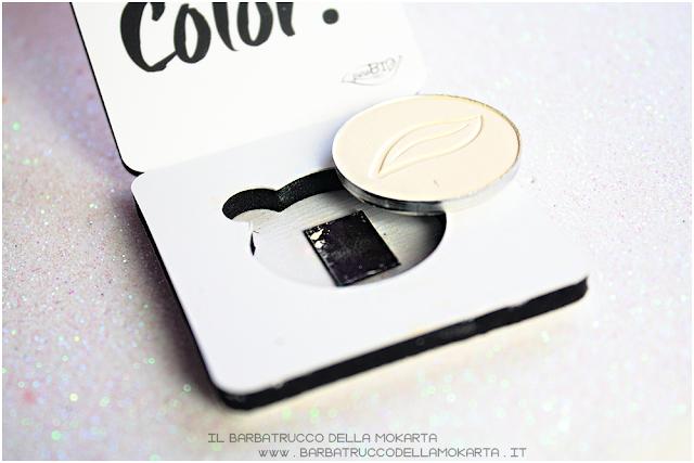 eyeshadow Purobio Cosmetics magnetic packaging
