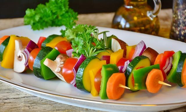 makan sehat vegetable