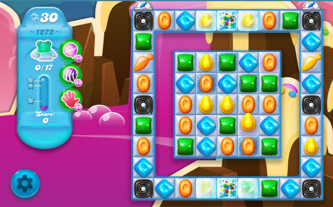 Candy Crush Soda Saga level 1272