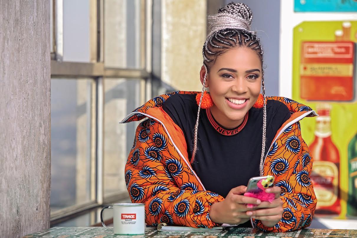 SA Rapper/Poet Sho Madjozi Is The New TRACE Mobile Brand Ambassador