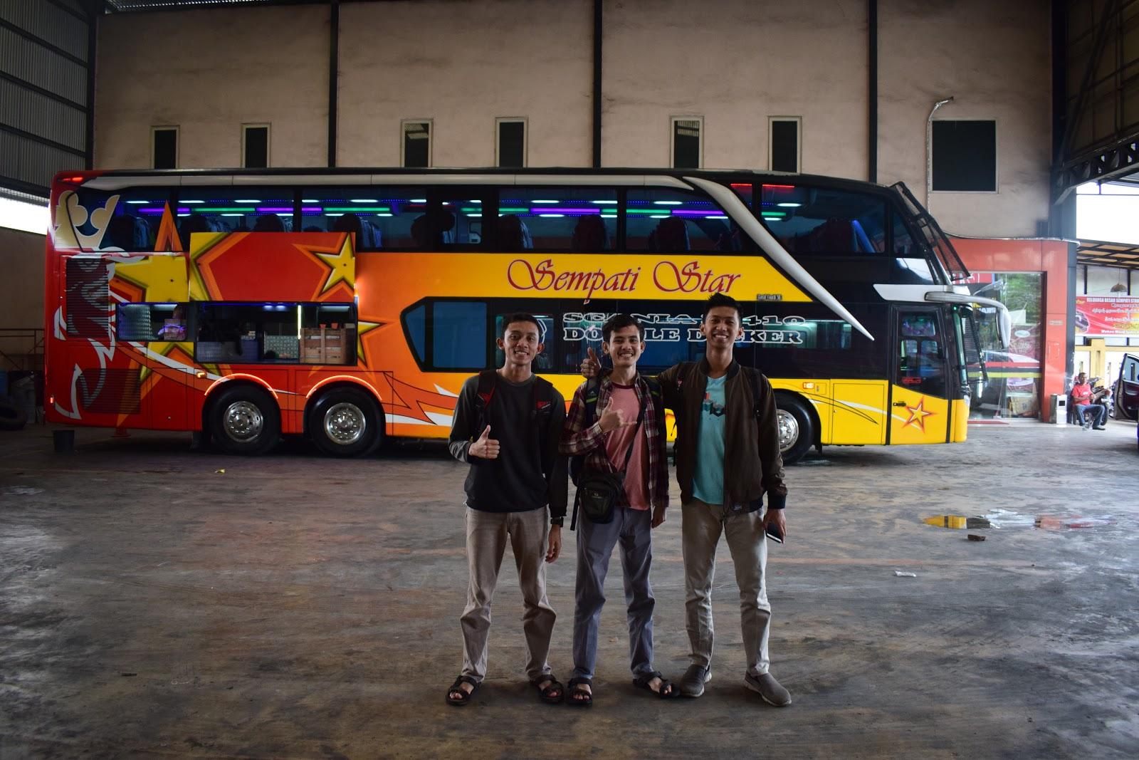 foto di gudang bus