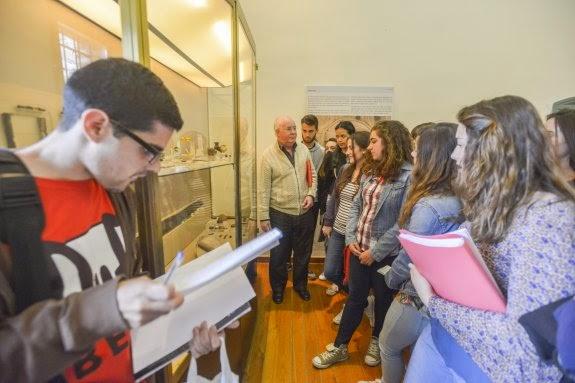 Resolución de Problemas de Matemáticas en el Museo Arqueológico Provincial de Badajoz