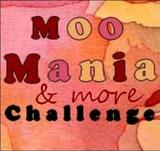 Moo Mania Challenge - Any Size Art