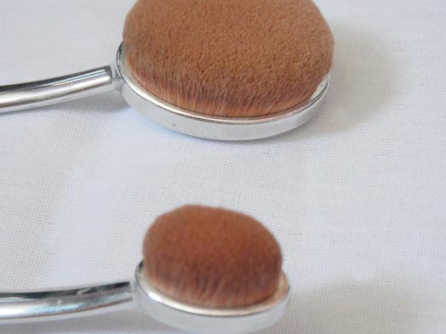detalhes pincel escova dailus