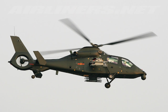 Harbin Z-19 Attack Helicopter