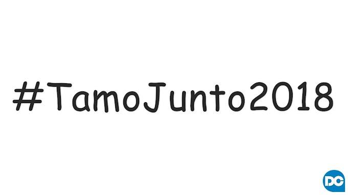 #TamoJunto2018