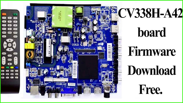 CV338H-A42 board firmware Download (updater download)