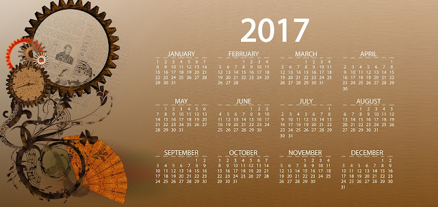 Top 50 Happy New Year 2017 HD calendar  Wallpapers Download