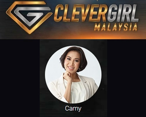 Biodata Camy Clever Girl Malaysia 2017, profile Camy, biografi, profil dan latar belakang Camy Clever Girl Malaysia TV3 2017 musim 2, foto Camellia onn, gambar Camy Clever Girl Malaysia musim kedua