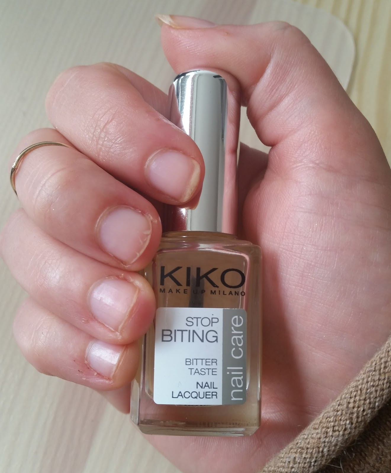Confessions Of A Nail Biter: How To Stop Biting Your Nails