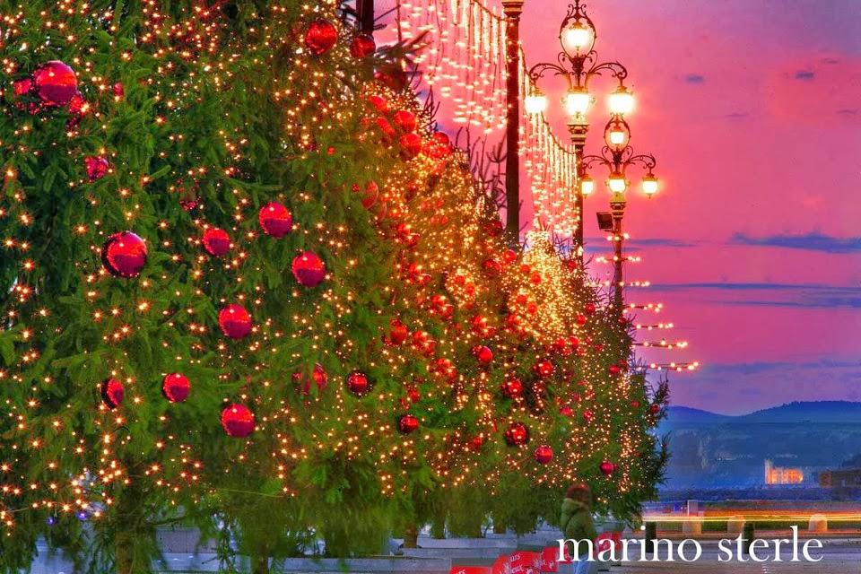 Trieste Natale Immagini.La Voglia Matta Merry Christmas From Trieste