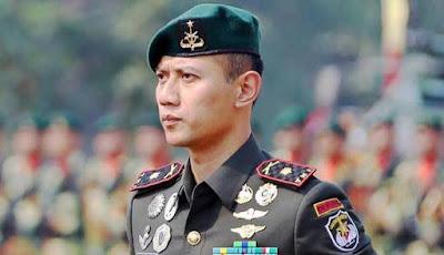 Juru Bicara Presiden Komentari Karier Militer Agus Yudhoyono
