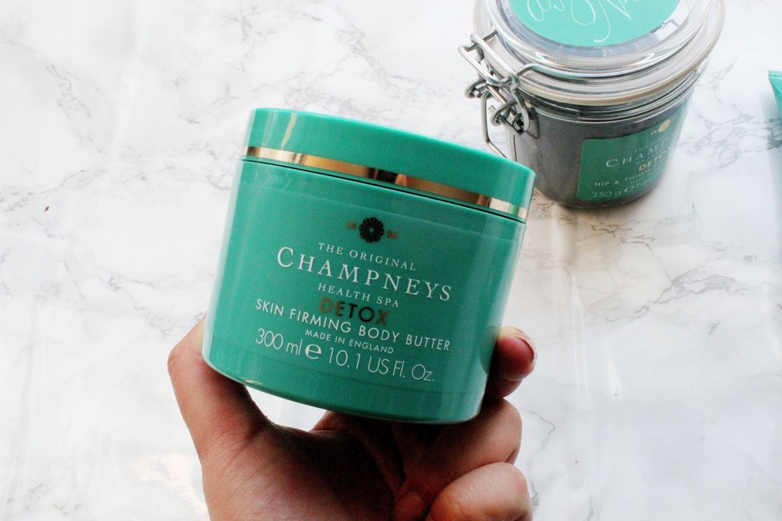 Beauty Champneys Health Spa Detox Range Review