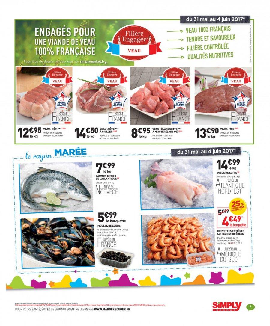 Catalogue simply market 31 mai au 11 juin 2017 catalogue - Www simplymarket fr catalogue ...