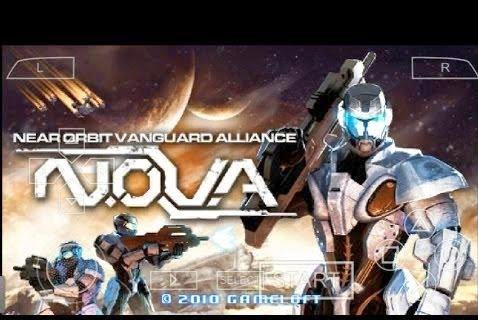Download Nova PSP