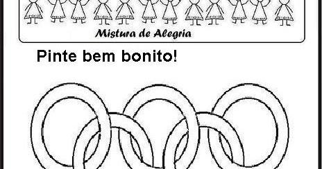 Cantinho Da Educacao Olimpiadas 2016
