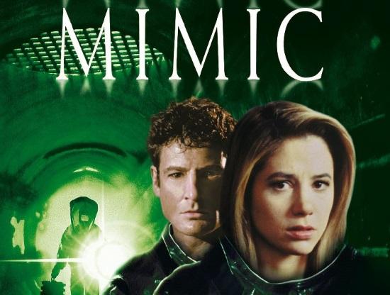 Mimic, de Guillermo del Toro