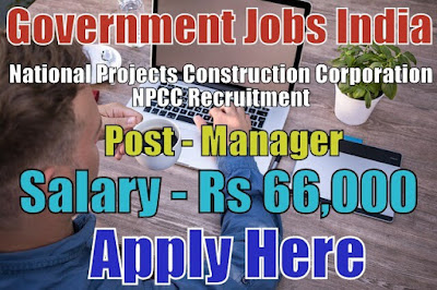 National Projects Construction Corporation NPCC Recruitment 2017