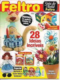 Feltro ideas increibles Nro. 1