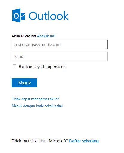 bagaimana cara membuat email dihotmail