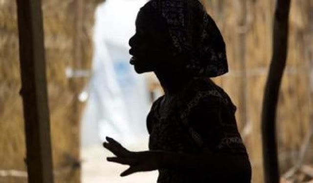 "A 14-year-old female said Boko Haram leaders chose her to detonate an Improvised Explosive Device in Maiduguri because she refused to get married to their members in Sambisa Forest.  The suspect was among three suspects arrested by the military, when they allegedly came for a suicide mission at a military facility at Jakana in Maiduguri.  The suspect told the News Agency of Nigeria (NAN) in Maiduguri yesterday that she was sent on the mission to detonate the device because she refused marriage proposals from three Boko Haram terrorists.  The suspect said she was abducted with her father, Usman, by Boko Haram insurgents in Gwoza, Borno State in 2013.  She said she and her father were running to Mandara Mountain for safety when they were abducted.  The suspect said she and her father wanted to travel to Madagali in Adamawa State, where he normally sold cows before Boko Haram insurgents attacked Gwoza.  ""I have spent three years in the hands of Boko Haram. Three different Boko Haram (terrorists) had proposed to marry me and I refused. Two among them were commanders.  ""When I refused for the third time, one of the commanders became furious and threatened to kill me and my father. I told him I would rather die than marry a Boko Haram.  ""So, after one week, they said since I have refused to get married, I should be taken to Maiduguri for a suicide mission. So, three of them   held my hands and they injected me.  ""Then, I never knew what was happening again.  ""I was taken to a herbalist, who, after I regained consciousness, told me that I had been with him for 30 days.  ""He told me he was preparing me for a mission. So he gave me some water to drink. I don't know what it tasted like but I drank it. So, he said they would come and pick me today.  ""At about 7p.m. three Boko Haram members came with a male and a female. They were also recruited for the mission like me.  ""We spent one and a half days on the road to Maiduguri. It was when we got to Maiduguri that they strapped the bombs on our bodies. At that moment I knew that I was going to die, so I started crying.  ""I was watching when the first bomber, a female, detonated her explosive close to a military checkpoint which killed no one but herself. The second, a male, was killed by the military before he could detonate his.  ""At that time something told me to remove my own IED and surrender which I did.  I was surrounded by soldiers and policemen and I fainted.  ""When I woke, I discovered that one of the policemen at the checkpoint was a brother of my mother's. I think that was the reason I survived,'' the suspect said.  Meanwhile, Maj. Gen. Lucky Irabor, the Theatre Commander of Operation Lafiya Dole, said the suspects were being de-radicalised at the military detention facility."