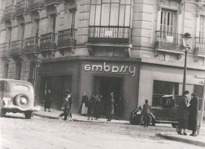 Caminando por el antiguo Madrid nazi