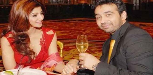 शिल्पा ने अपने इंस्टाग्राम एक रोमांटिक तस्वीर शेयर की,