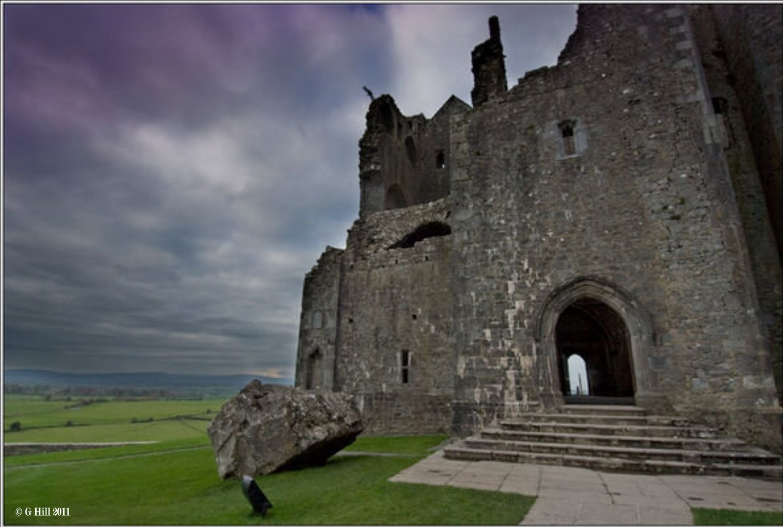 Ireland In Ruins Rock Of Cashel Co Tipperary