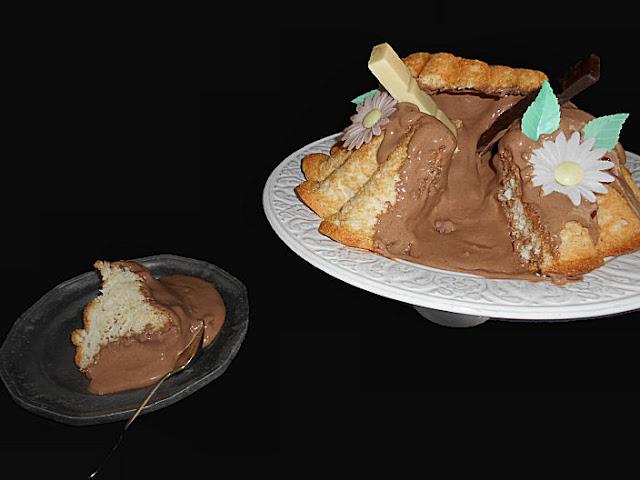 receita bolo branco