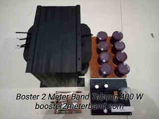 Reticfier Boster 2 Meter Band Tabung