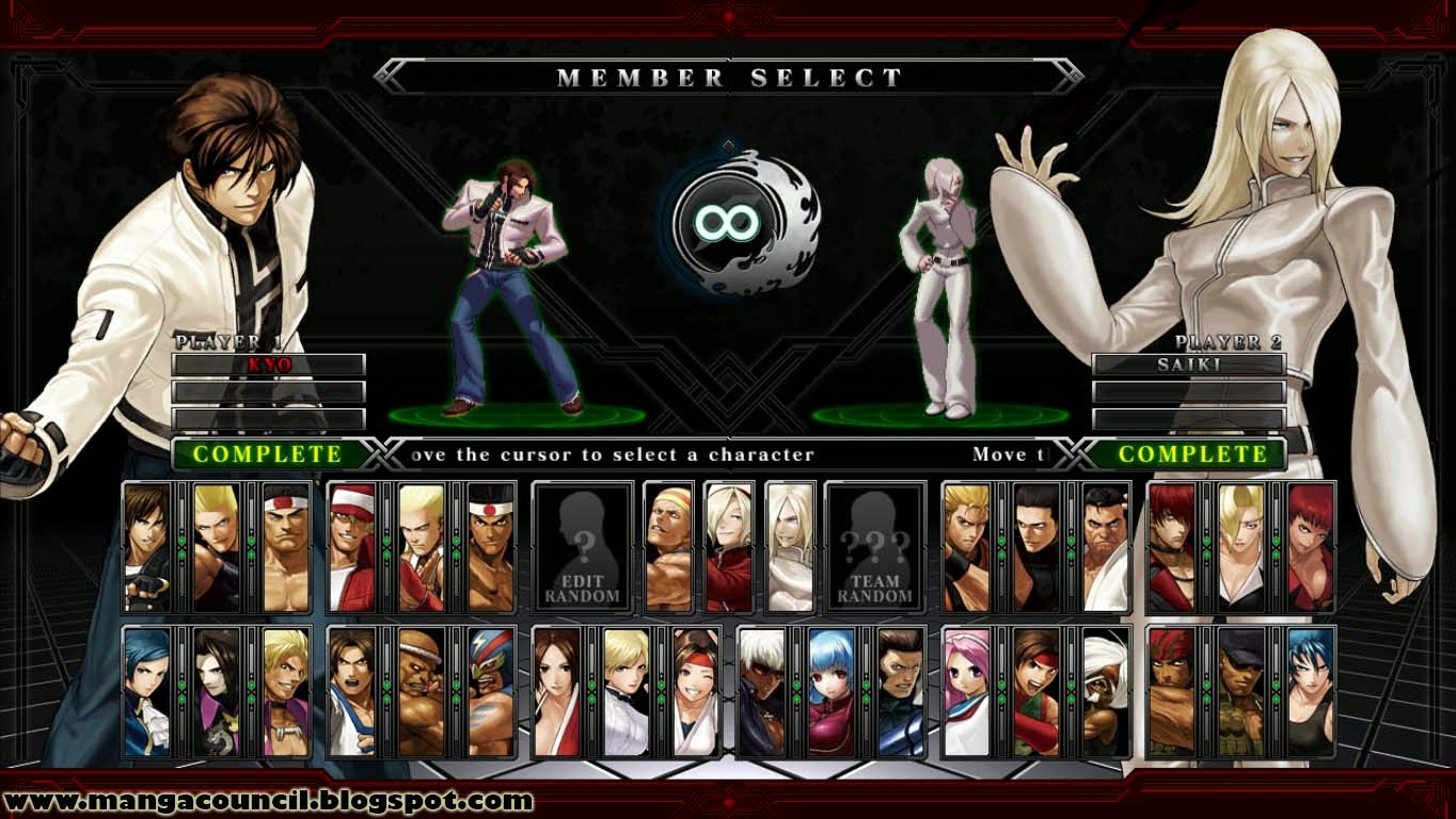 The King of Fighters XIII Save Game for PC