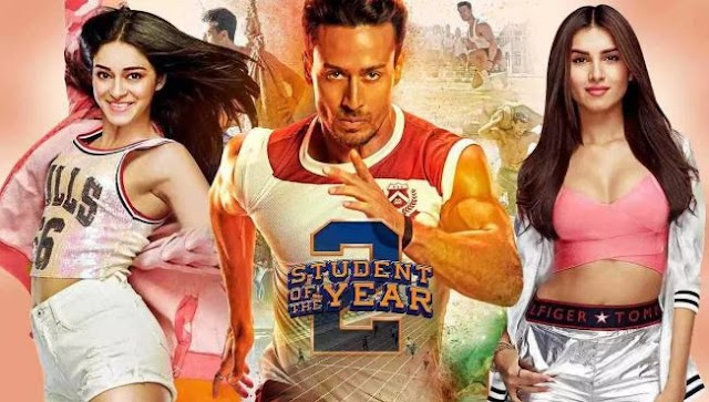 Student of the Year 2 Movie Budget,  Box Office, Hit or Flop, Screen Count, Poster Star Cast, Wiki details
