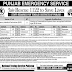 Govt. Of Punjab Emergency Services Punjab Jobs