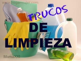 Colaboraciones 5trucos de limpieza hogar mujer - Trucos limpieza casa ...