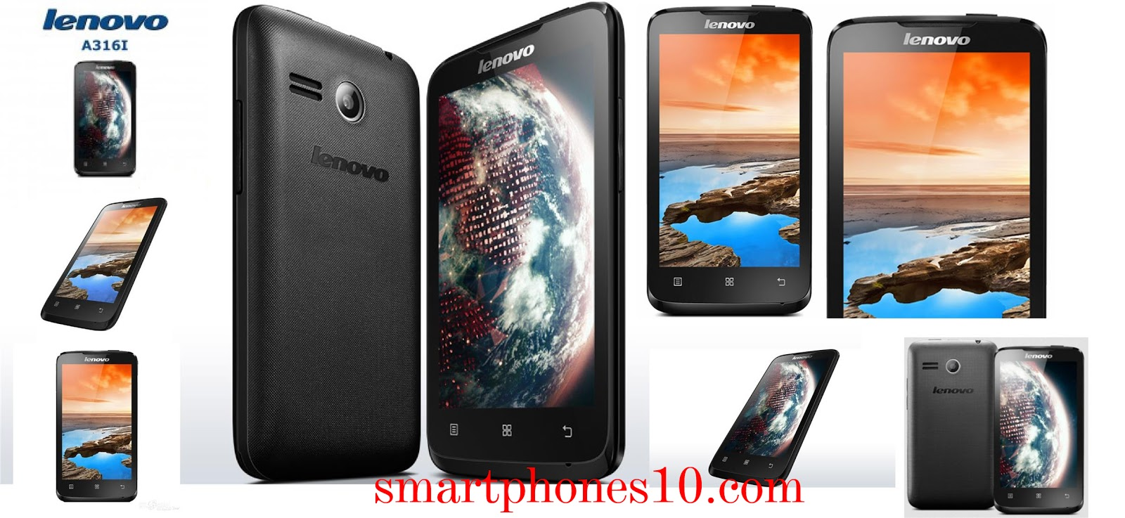 Cara Flash atau Mengatasi Bootloop Lenovo A316I Via SP Flashtool