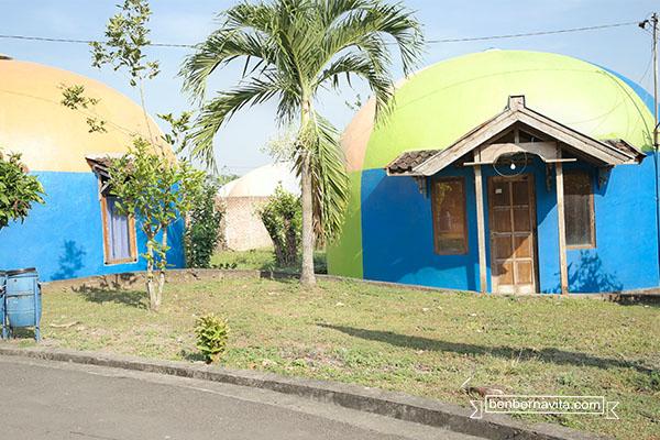 rumah dome