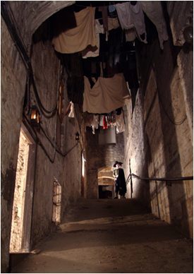 A Spooky Tour at Mary King's Close Edinburgh