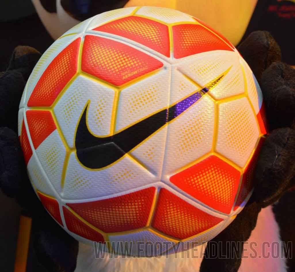 nike 2015 afc asian cup ball unveiled footy headlines