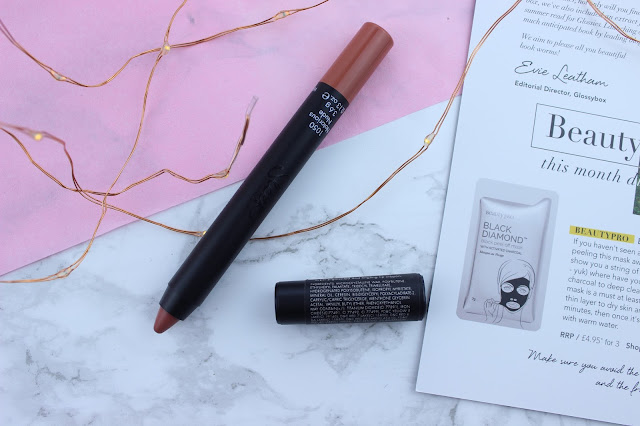 Sleek Makeup Power Plump Lip Crayon in Notorious Nude